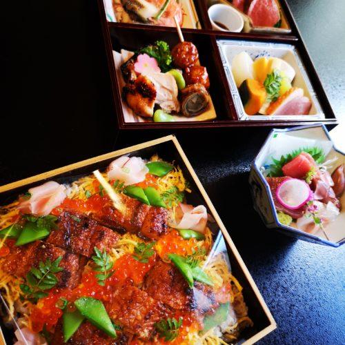 日本料理文楽